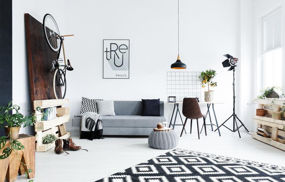 Interior design based on INTJ personality type