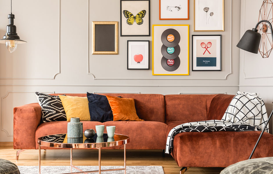 Interior design based on ENTP personality type