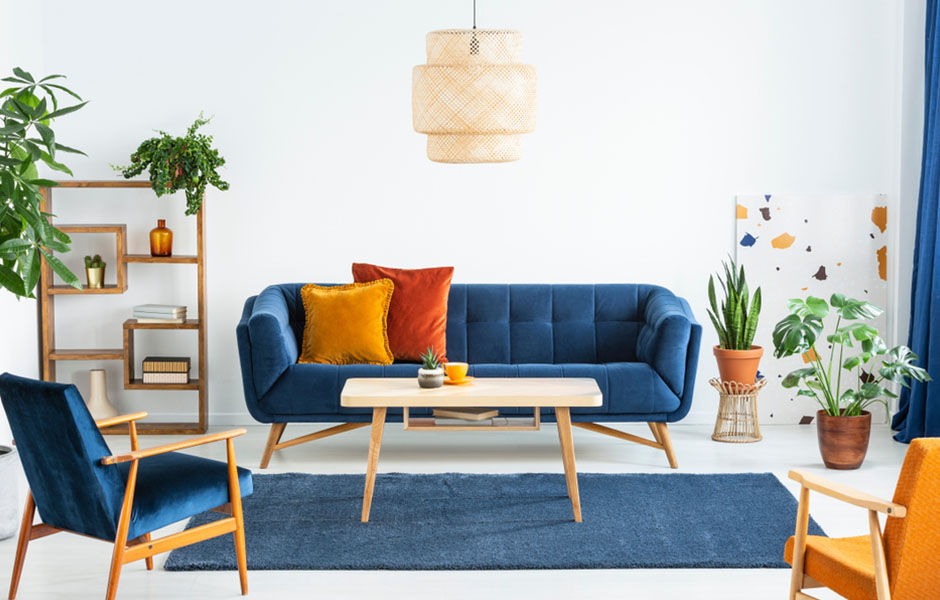 Interior design based on ISTP personality type