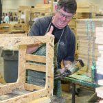 Frame assembler at Southern Motion