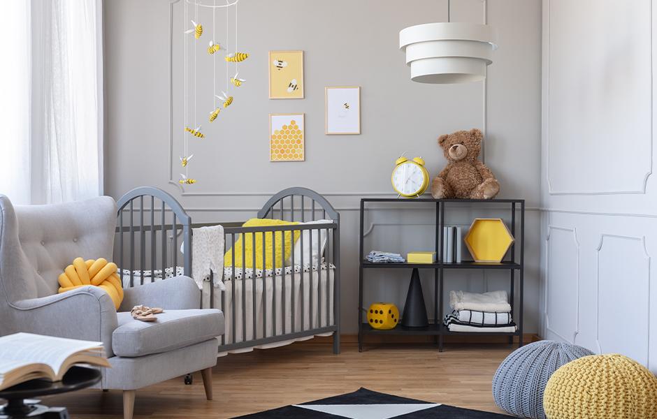 Neutral nursery idea